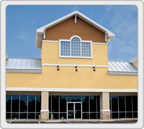 Commercial Roof in Krum, TX